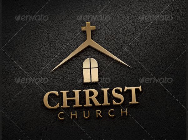 United Methodist Church Logo Design Template