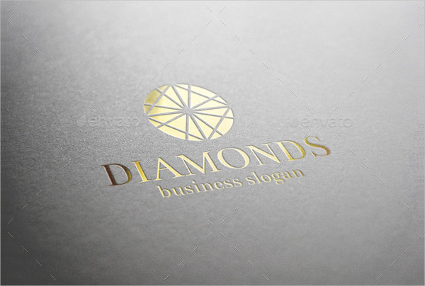 Best Diamonds Logo Template