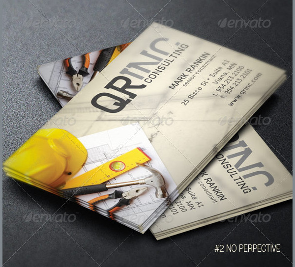 Electrical Engineers Consulting Business Cards : Engineer business card templates psd ai eps format