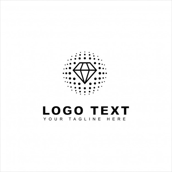 Global Diamond Logo Template Free Download