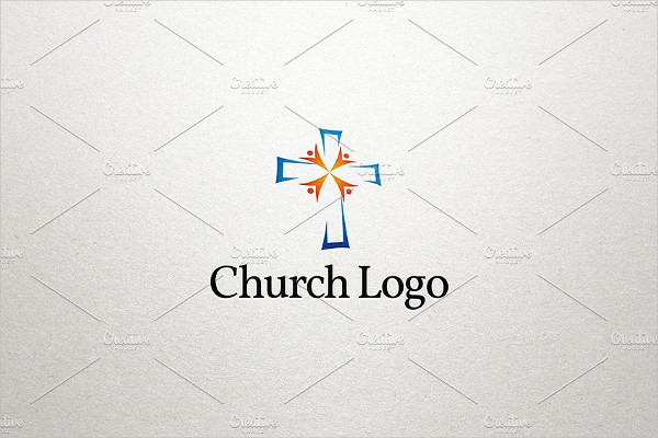 Attractive Church Logo Template