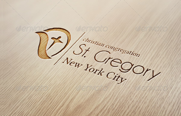 New York Church Logo Template