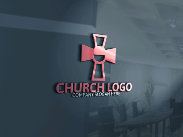 Editable Church Logo Design