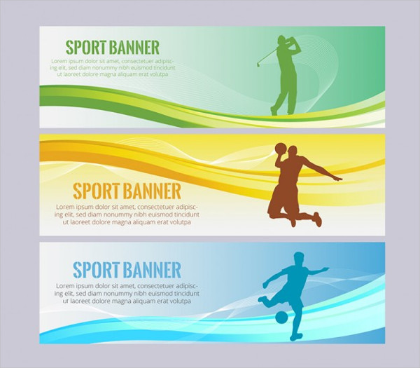 Sports Team Banners Free Download