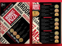 23+ Pizza Menu Templates