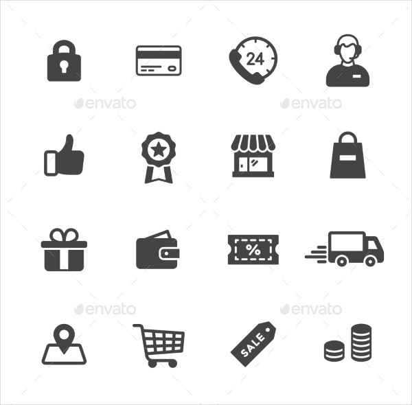 Best Shopping & Sales Icons