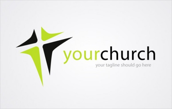 Church Logo Template Free Download