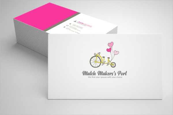 Event Management Business Card Template