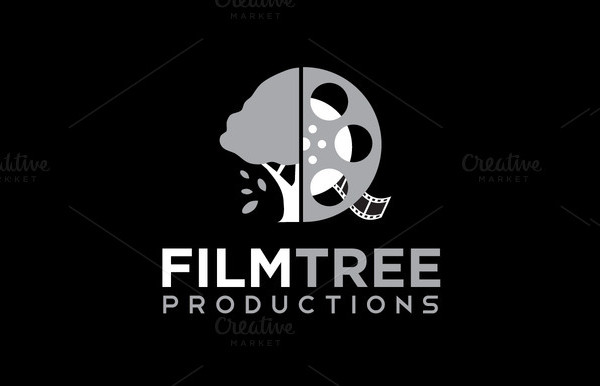 Film Tree Productions Logo Template
