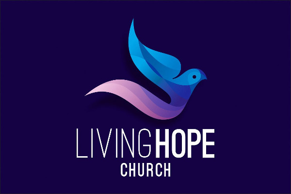 Living Hope Church Logo Design