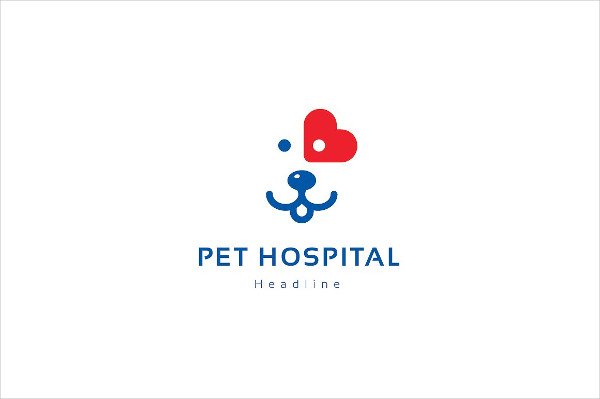 Pet Hospital Logo Design