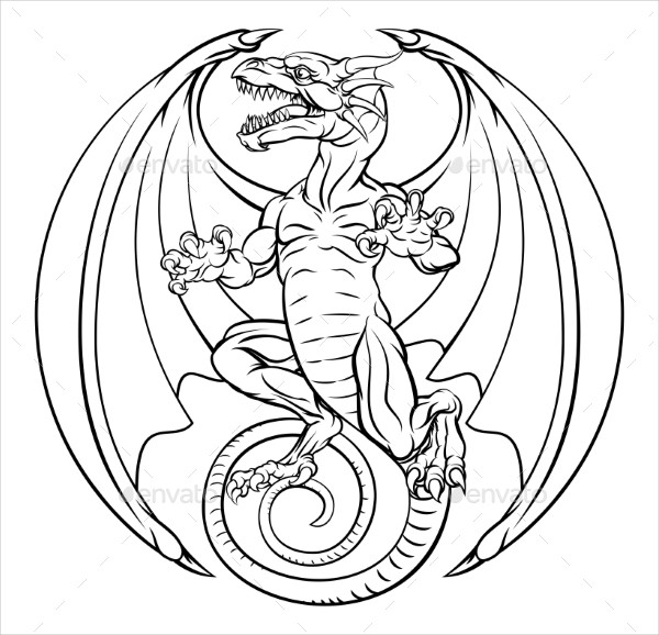 Best Chinese Tattoo Dragon Design