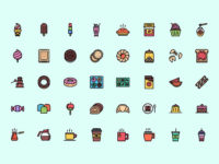 23+ Bakery Icons