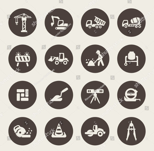 Best Construction Icons Set