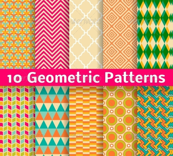 Classic Geometric Patterns