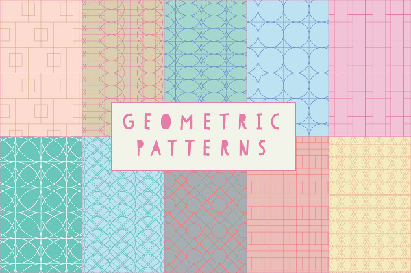 Easy Gometric Pattern Designs