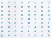 105+ E-commerce Icons