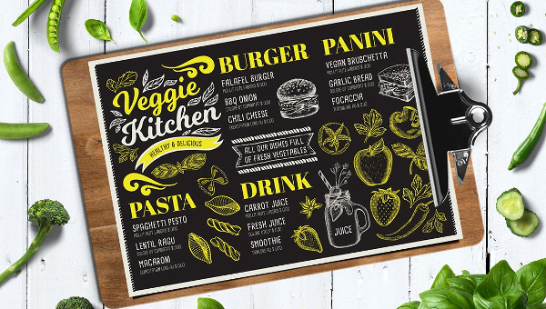 Food Brochure Templates