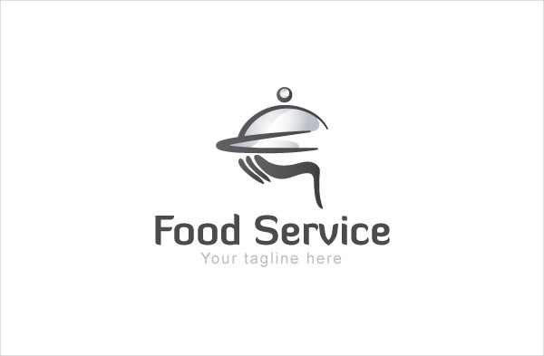 Food Catering Service Logo Design