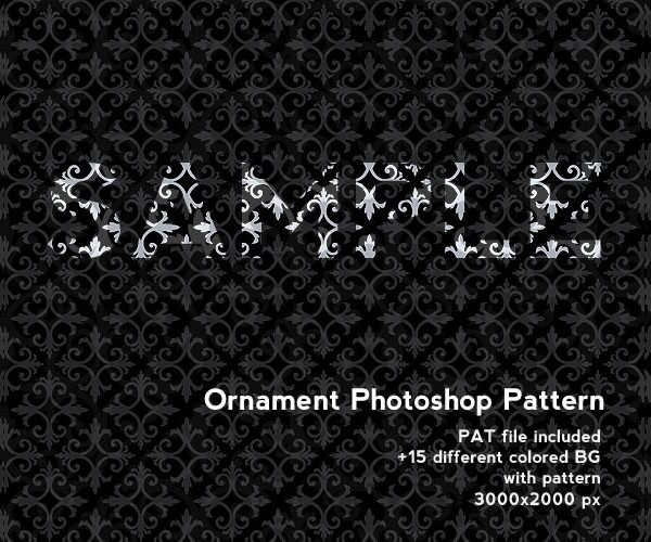 Geometrical Photoshop Pattern