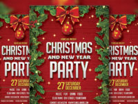 23+ Holiday Party Flyers