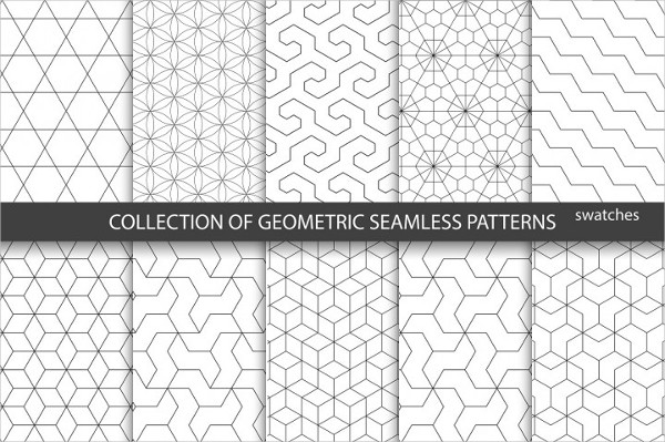 Ornamental Geometric Pattern