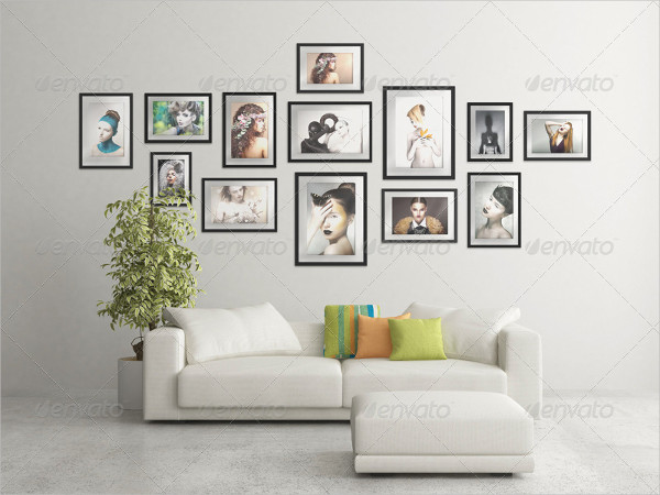 Perfect Art Wall Mock-Ups