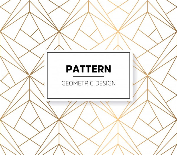Shiny Geometric Shapes Pattern Free Download