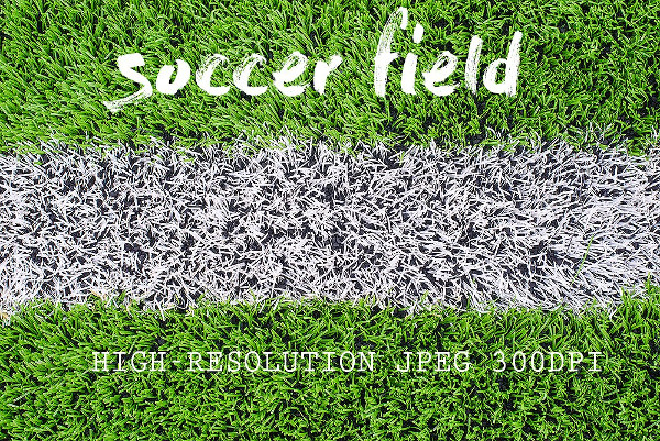 Soccer Field Textures Backgrounds
