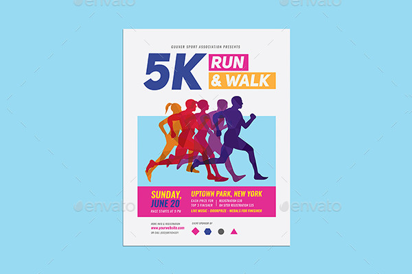 25 Marathon Flyer Templates Free Premium Download