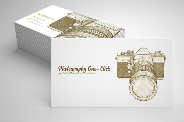 37 photography business card templates free premium download vintage retro photography business cards reheart Gallery