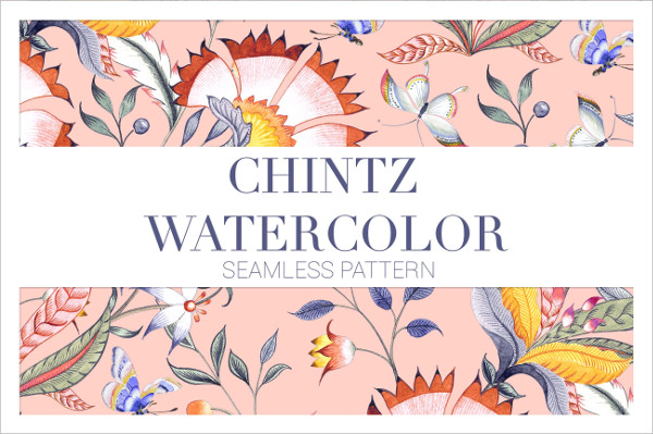 Best Watercolor Seamless Patterns