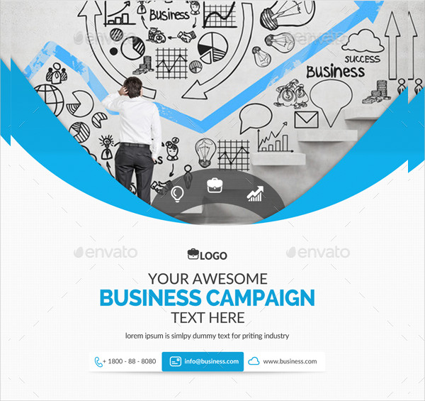 Business Campaign Social Media Covers