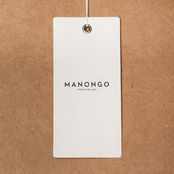 Clothes Label Mock-Up Free PSD