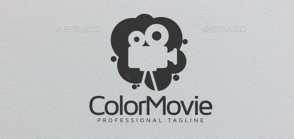 Professional Film Production Logo Design