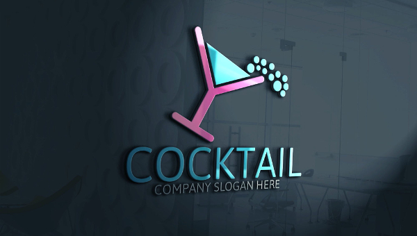 Drink Logo Template