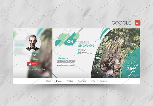 Fashion Social Media Covers Kit