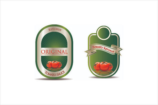 Free Canned Food Labels