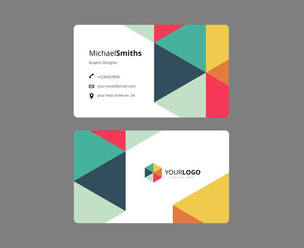 Interior Design Business Card Templates Free Download