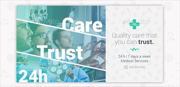 Health Care Social Media Cover or Profile Pack