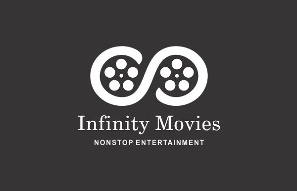 Infinity Movies Logo Design