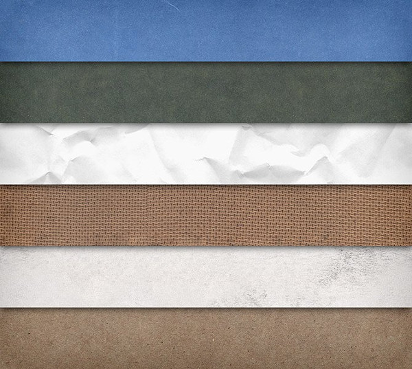 Paper and Cardboard Textures Pack