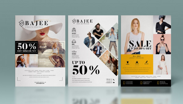 Sales Flyer Templates