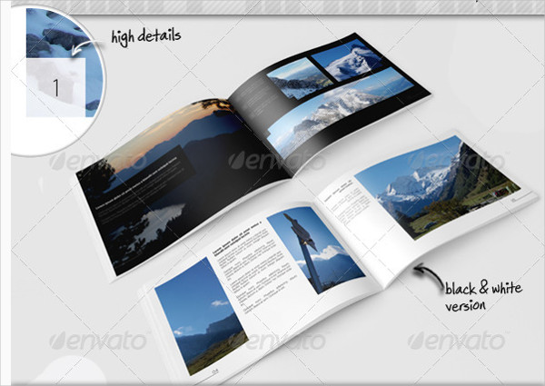 Universal Photo Album Template
