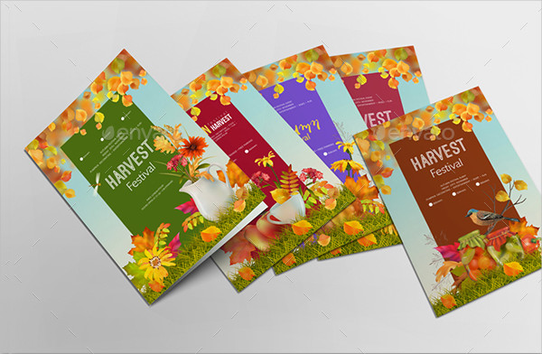Best Autumn Poster Templates