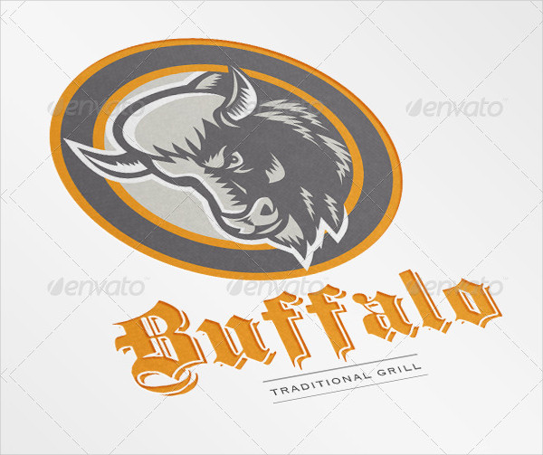 Buffalo Traditional Grill Logo