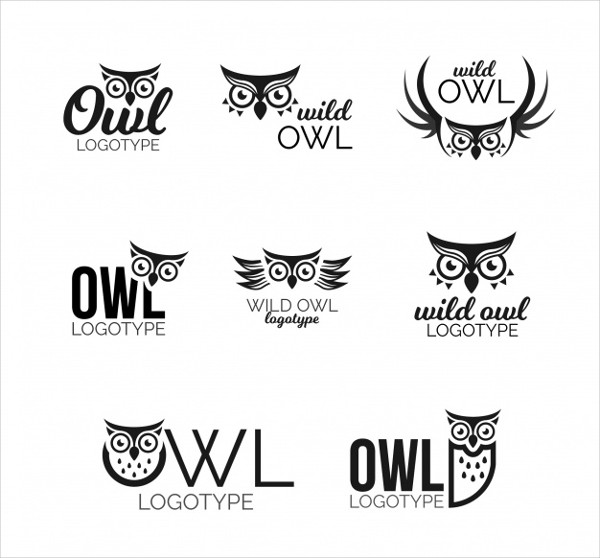 Companies with Owl Logos Free Download