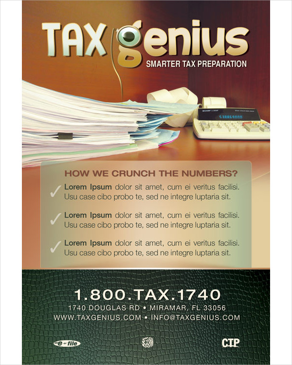 27 Income Tax Flyer Templates Free Premium Download
