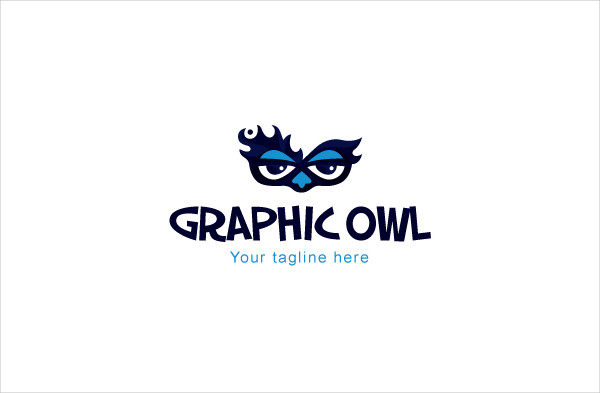Owl Graphics Logo Design