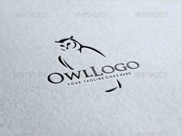 Owl Logo Clothing